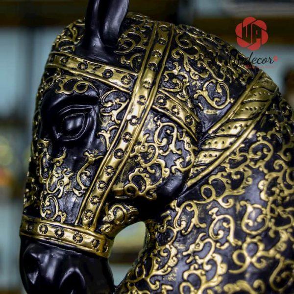 Tượng Đầu Ngựa Trang Trí Nội Thất, Decor Nhà Cửa, Văn Phòng