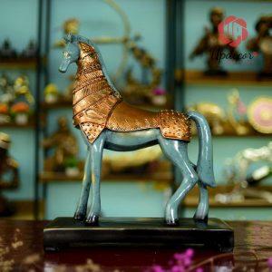 Tượng Ngựa Để Bàn Trang Trí Nội Thất, Nhà Cửa, Decor, Quà Tặng