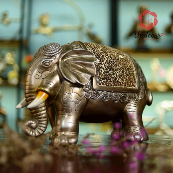 Tượng voi Thái Lan mang nhiều may mắn