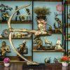 Đồ trang trí phòng khách mang phong cách Bắc Âu