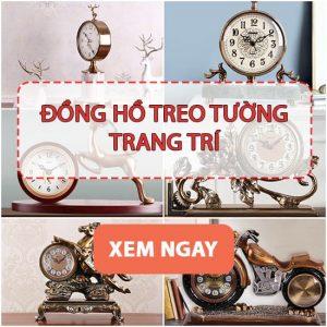 Đồng Hồ Để Bàn Trang Trí