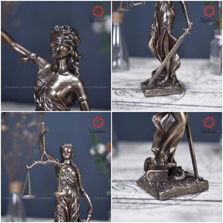 Những hình ảnh đặc trưng của nữ thần trong truyền thuyết
