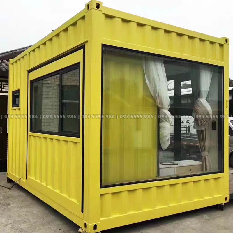 Tổng Mức Đầu Tư Cho Một Nhà Container Dao Động Từ 58 Triệu - Hơn 100 Triệu