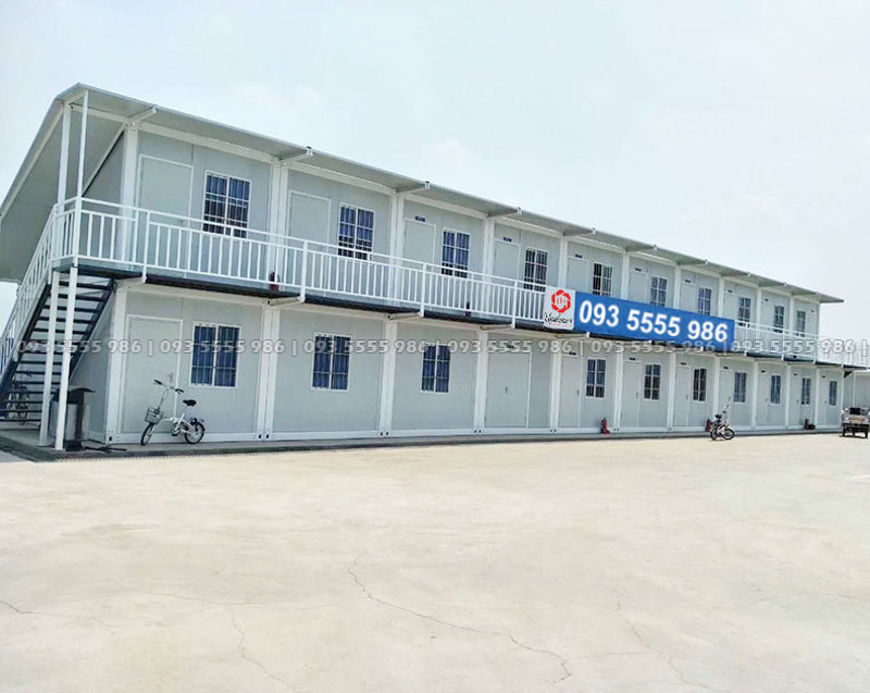 Tổ hợp nhà ở cho cán bộ công nhân viên chức tại một khu công nghiệp cao