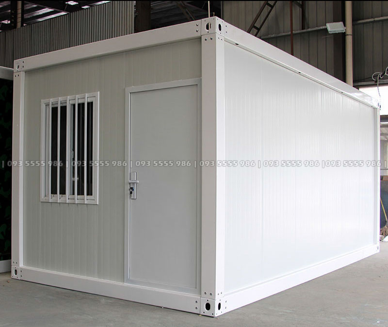 Nhà Container Giá Rẻ, Chỉ Hơn 50 Triệu Đã Có Nhà Ở Ngay