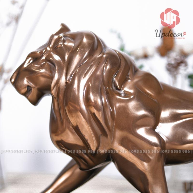 Phần đầu của sư tử